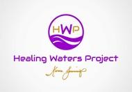 The Healing Waters Project Logo - Entry #81