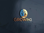 Growing Little Minds Early Learning Center or Growing Little Minds Logo - Entry #14