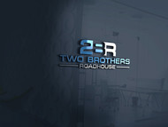 Two Brothers Roadhouse Logo - Entry #69