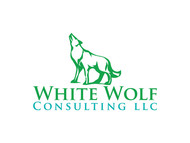 White Wolf Consulting (optional LLC) Logo - Entry #446