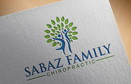 Sabaz Family Chiropractic or Sabaz Chiropractic Logo - Entry #82