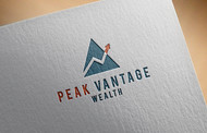 Peak Vantage Wealth Logo - Entry #25