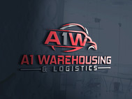 A1 Warehousing & Logistics Logo - Entry #14
