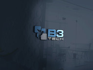 B3 Tech Logo - Entry #25