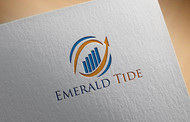 Emerald Tide Financial Logo - Entry #186