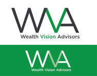 Wealth Vision Advisors Logo - Entry #127