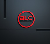 BLC Electrical Solutions Logo - Entry #65