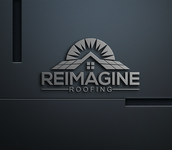 Reimagine Roofing Logo - Entry #120