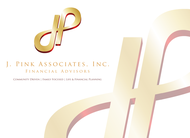J. Pink Associates, Inc., Financial Advisors Logo - Entry #95