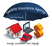 """DeWitt Insurance Agency"" or just ""DeWitt"" Logo - Entry #259"