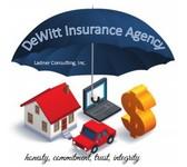 """""""DeWitt Insurance Agency"""" or just """"DeWitt"""" Logo - Entry #259"""