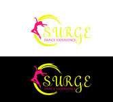 SURGE dance experience Logo - Entry #237