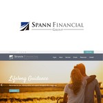 Spann Financial Group Logo - Entry #348
