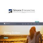 Spann Financial Group Logo - Entry #348