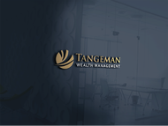 Tangemanwealthmanagement.com Logo - Entry #474