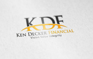 Ken Decker Financial Logo - Entry #125
