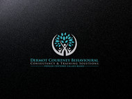Dermot Courtney Behavioural Consultancy & Training Solutions Logo - Entry #43