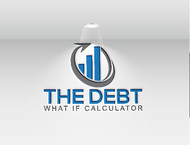 The Debt What If Calculator Logo - Entry #83