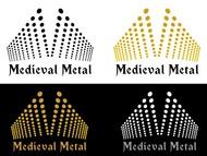 Medieval Metal Logo - Entry #72
