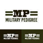 Military Pedigree Logo - Entry #181