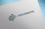 How Digital Logo - Entry #89