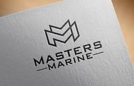 Masters Marine Logo - Entry #346