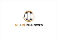 MJB BUILDERS Logo - Entry #105