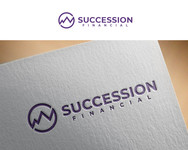 Succession Financial Logo - Entry #590