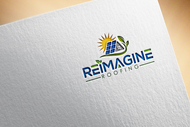 Reimagine Roofing Logo - Entry #333
