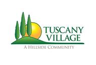 Tuscany Village Logo - Entry #123