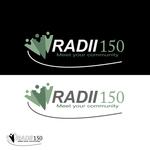 Radii 150 Logo - Entry #33