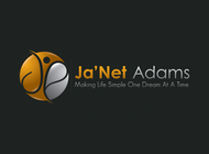 Ja'Net Adams  Logo - Entry #76