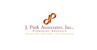 J. Pink Associates, Inc., Financial Advisors Logo - Entry #318