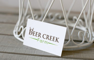 Deer Creek Farm Logo - Entry #115