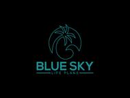 Blue Sky Life Plans Logo - Entry #427