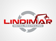 Lindimar Metal Recycling Logo - Entry #362