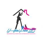 uHate2Paint LLC Logo - Entry #15