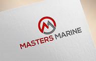 Masters Marine Logo - Entry #276