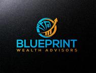 Blueprint Wealth Advisors Logo - Entry #256