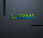 CA Coast Construction Logo - Entry #186