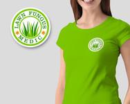 Lawn Fungus Medic Logo - Entry #134