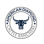 American Diamond Cattle Ranchers Logo - Entry #194