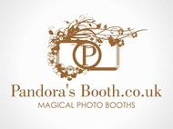Pandora's Booth Logo - Entry #7