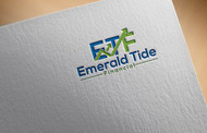 Emerald Tide Financial Logo - Entry #134