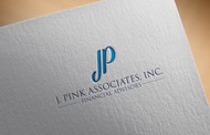 J. Pink Associates, Inc., Financial Advisors Logo - Entry #164