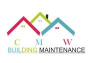 CMW Building Maintenance Logo - Entry #617