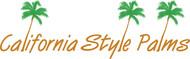 California Style Palms Logo - Entry #3