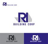 RI Building Corp Logo - Entry #49
