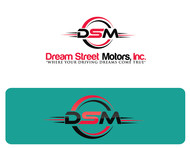 Dream Street Motors, Inc. Logo - Entry #68