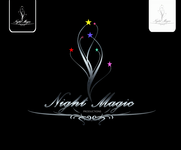 Night Magic Productions Logo - Entry #51